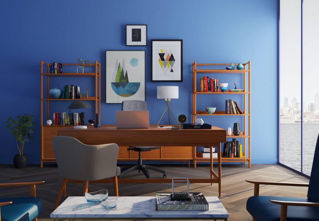 wnętrza - biuro