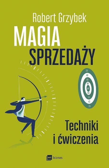 Magia sprzedaży książka